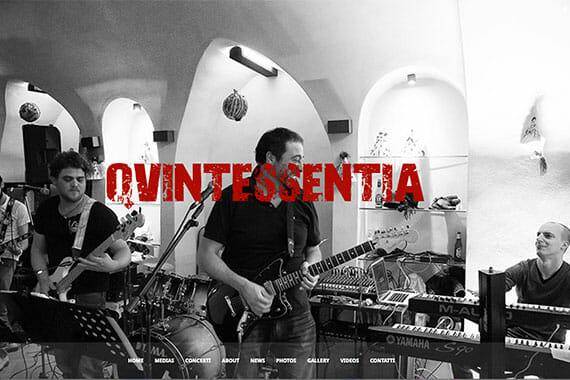 AmalfiRock - Qvintessentia Rock Band