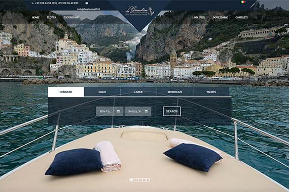 Boatsamalfi - Noleggio barche, escursioni e charter