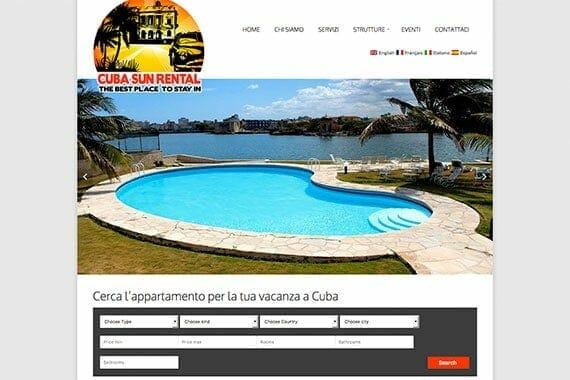Cuba Sun Rental - Affitto Ville Cuba